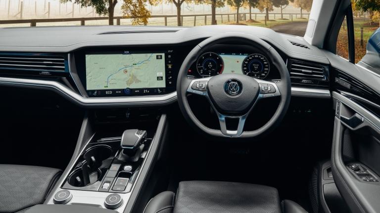 2019 Volkswagen Touareg SUV