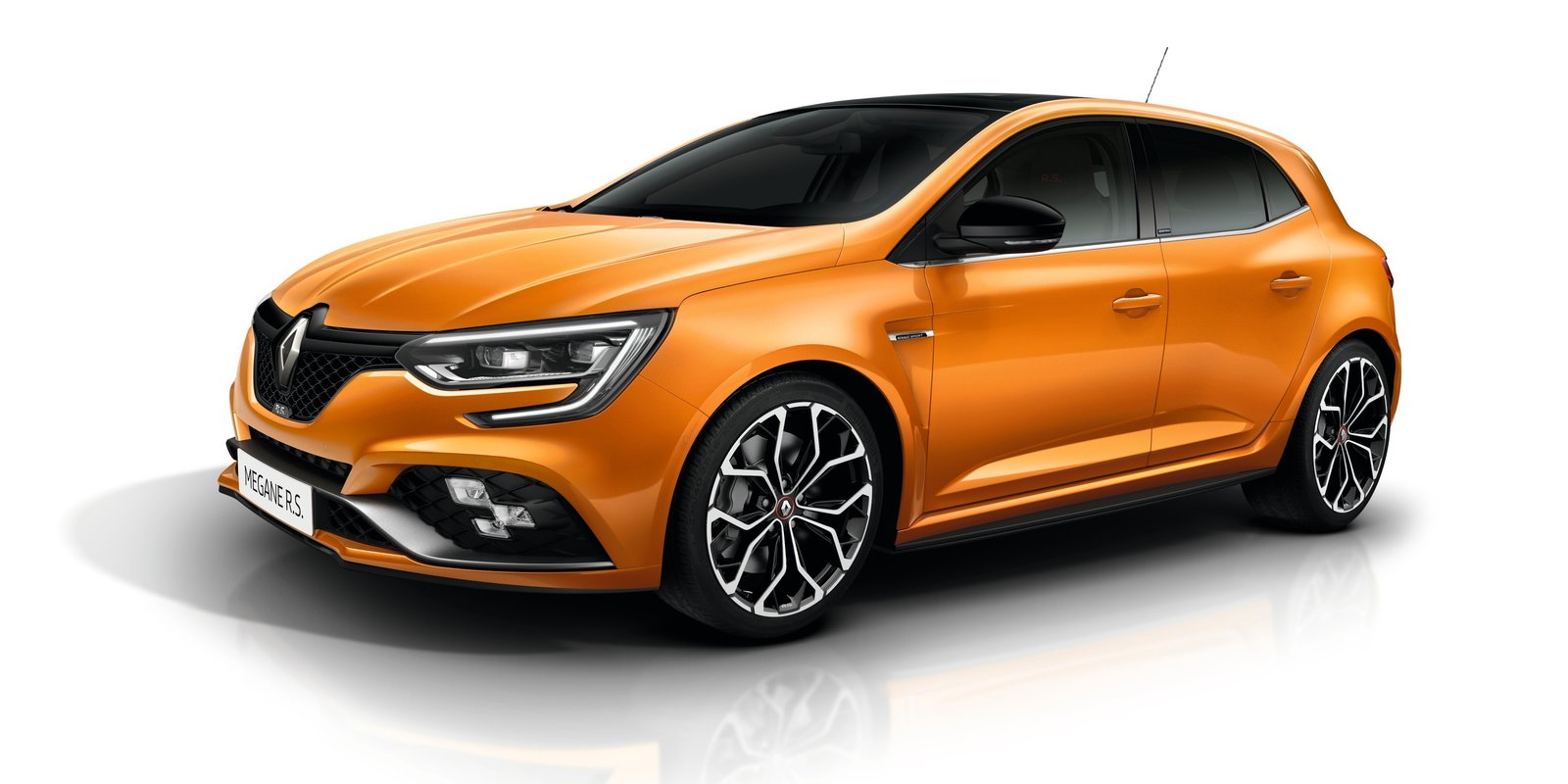 Megane Rs 2017 >> 2018 Renault Megane Rs Revealed Redline
