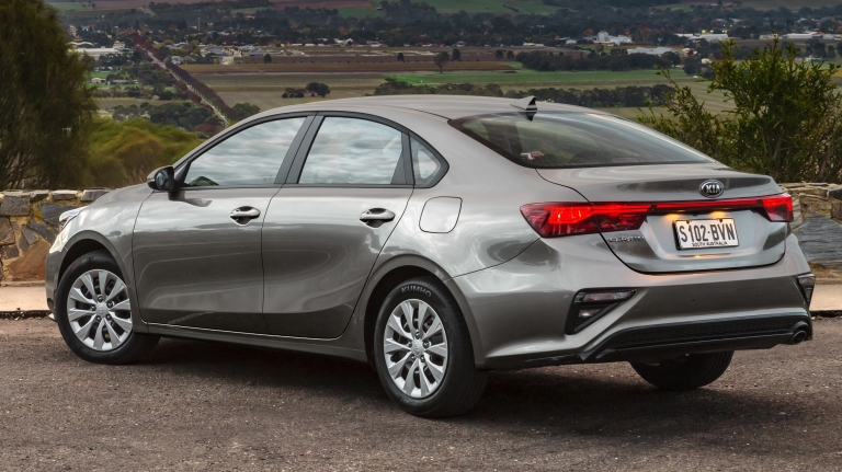 All New Kia Cerato Sedan