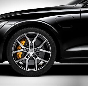 Lightweight wheels.