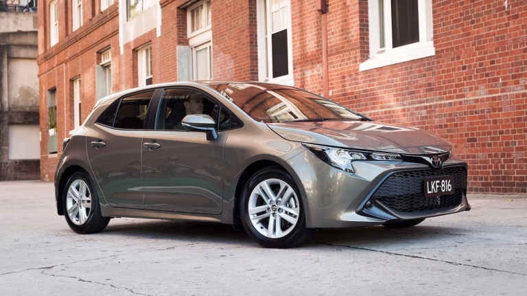 2018 Toyota Corolla Ascent Sport Petrol