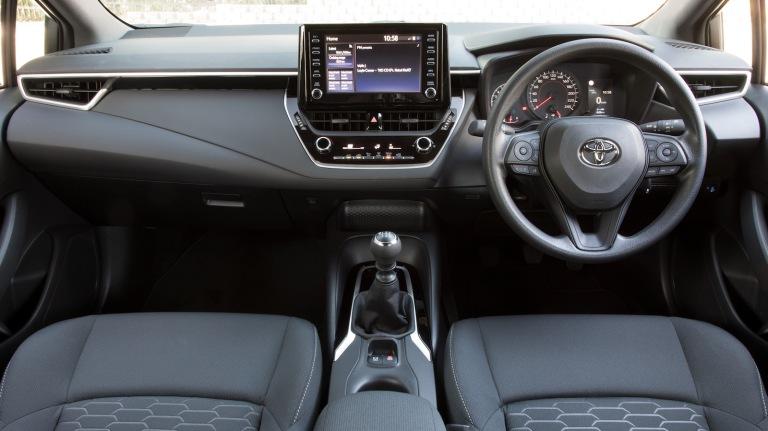 2018 Toyota Corolla Ascent Sport Petrol Manual
