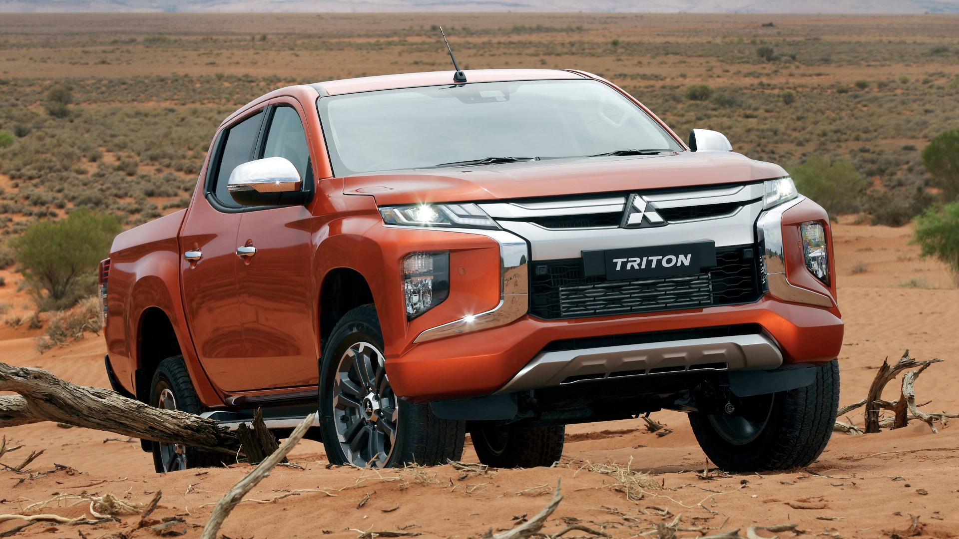 2019 Mitsubishi Triton revealed: facelifted ute gets all ...