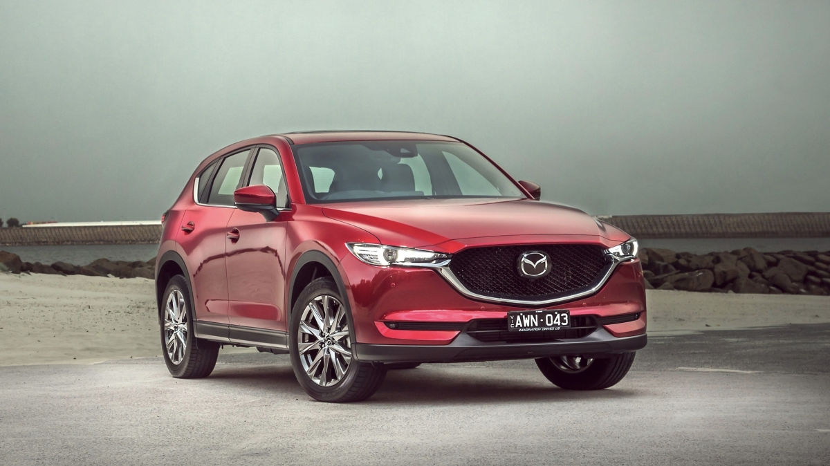 2019 mazda cx 5 updated with turbo petrol power redline. Black Bedroom Furniture Sets. Home Design Ideas