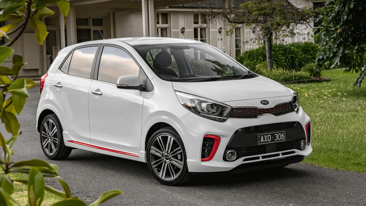 2019 Kia Picanto Gt Pricing And Specs Divulged Redline