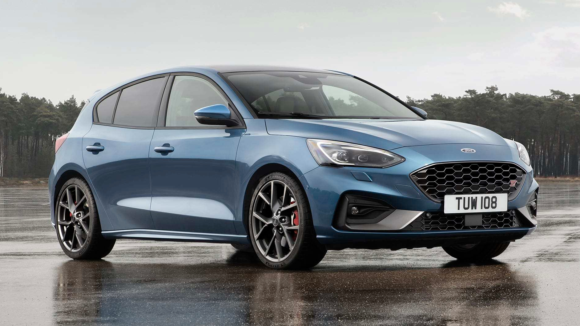2020 ford focus st officially revealed  all