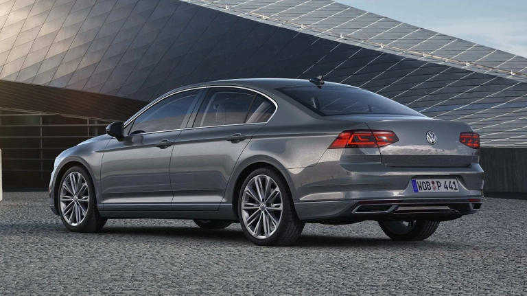 2020 Volkswagen Passat Facelift Officially Unveiled Redline