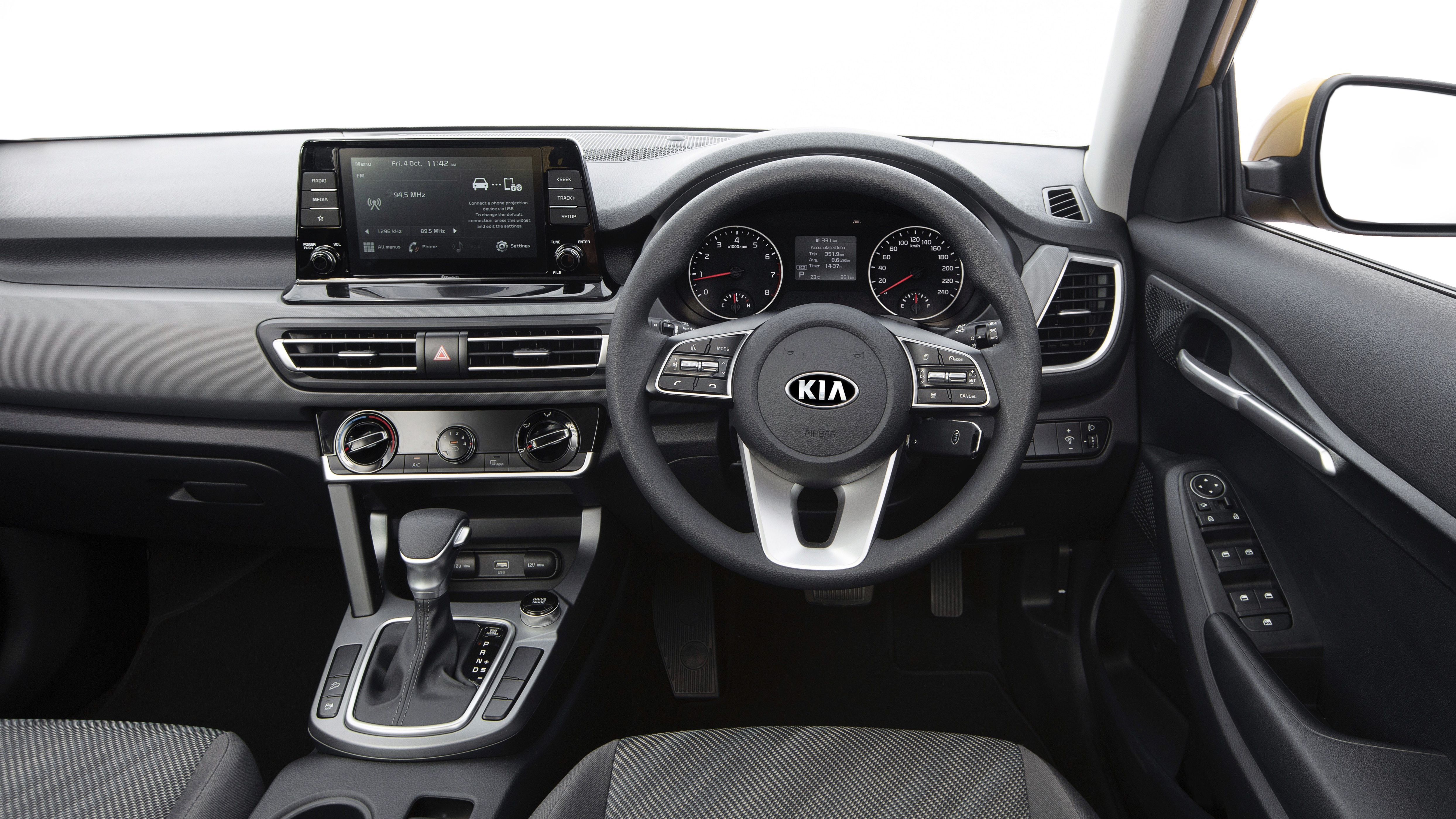 Kia Seltos S with Safety FWD 2.0_INTERIOR FRONT