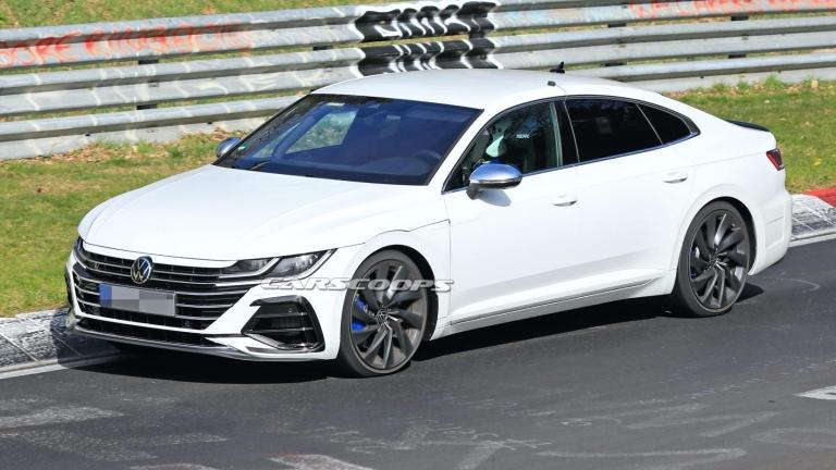 2021-VW-Arteon-R-spy-shots-21
