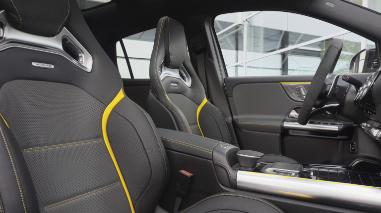 Mercedes-AMG GLA45 S 4MATIC+, H247, 2020