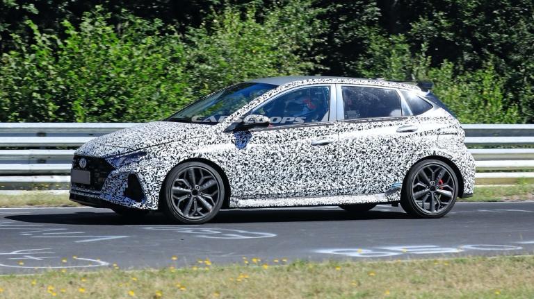 2021-Hyundai-i20-N-spy-shots-4