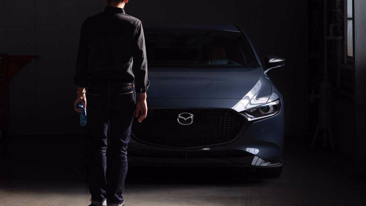 2021 Mazda 3 Gains 2 5 Litre Turbocharged Engine Redline