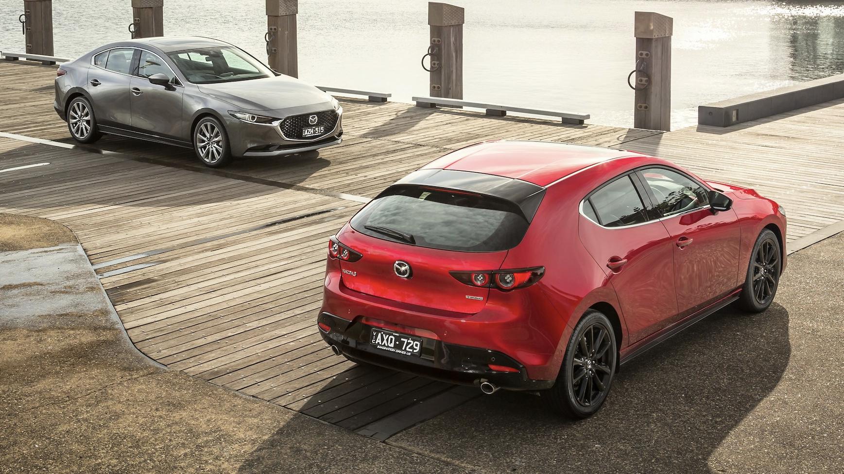 2021 Mazda 3 Cx 30 Skyactiv X Pricing Announced Redline
